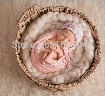 Newborn Photography Props Cheesecloth