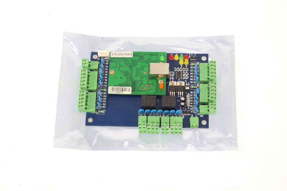 Best Quality TCP/IP LAN socket RFID reader 2 door access control/door access controller boards