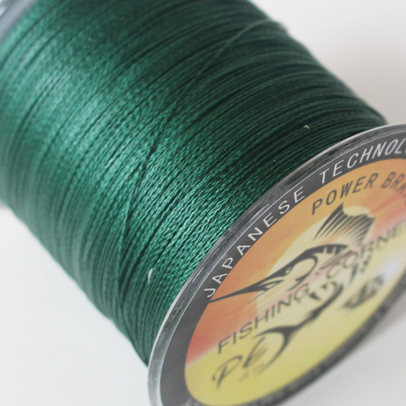 68 Strands Braided Fishing Line