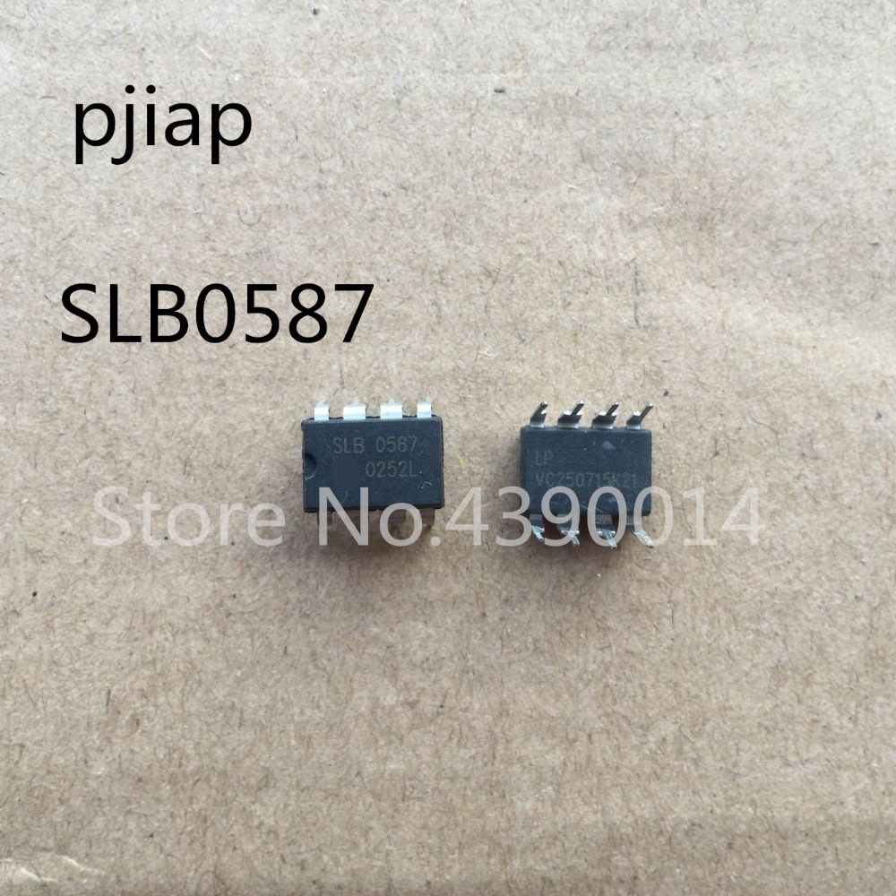 50pcs/lot 0587 SLB0587 DIP8 skd 11 bs k 076 022 062 new and original