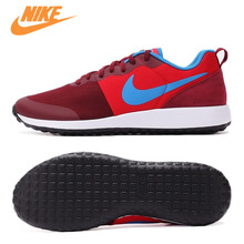 Original New Arrival Official NIKE Men's Light Low Top Breathable Running Shoes Sport Sneakers Trainers