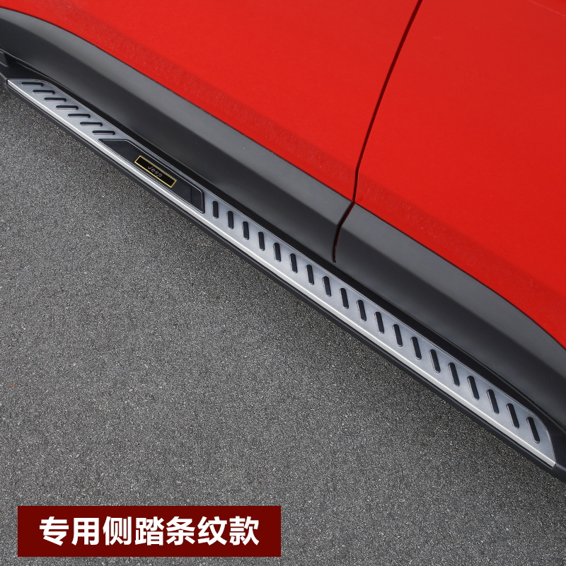 JIOYNG For For Jeep Renegade 2015-2019 Car Running Boards Auto Side Step Bar Pedals New Flagship Product