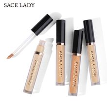 Skin Face Concealer Liquid Corrector Long Lasting Waterproof Matte Liquid Foundation Face Makeup High Coverage Liquid Concealer цена