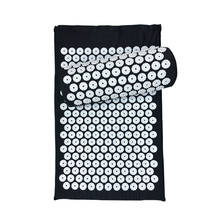 Acupressure Mat With Pillow To Relieve Stress