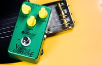 Joyo JF 01 Vintage Overdrive Guitar Effect Pedal With Free Pedal Case