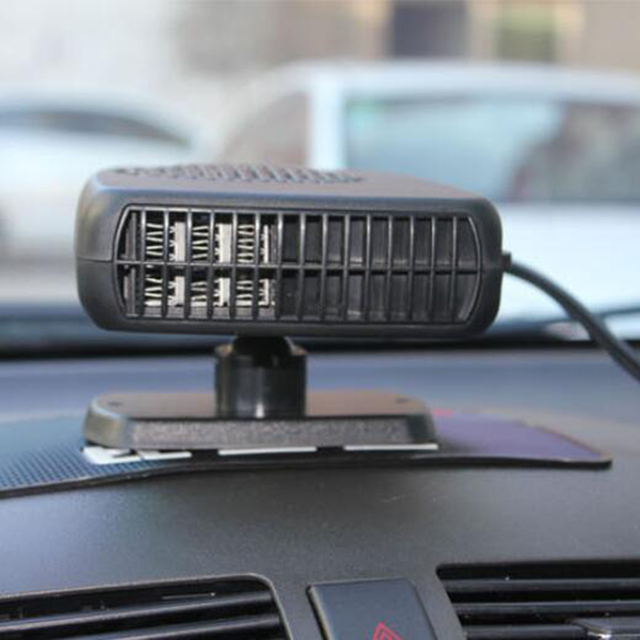 12V Portable Auto Car Vehicle Heating&Cooling Fan Best Defroster Demister Environmental Car Fan Heater