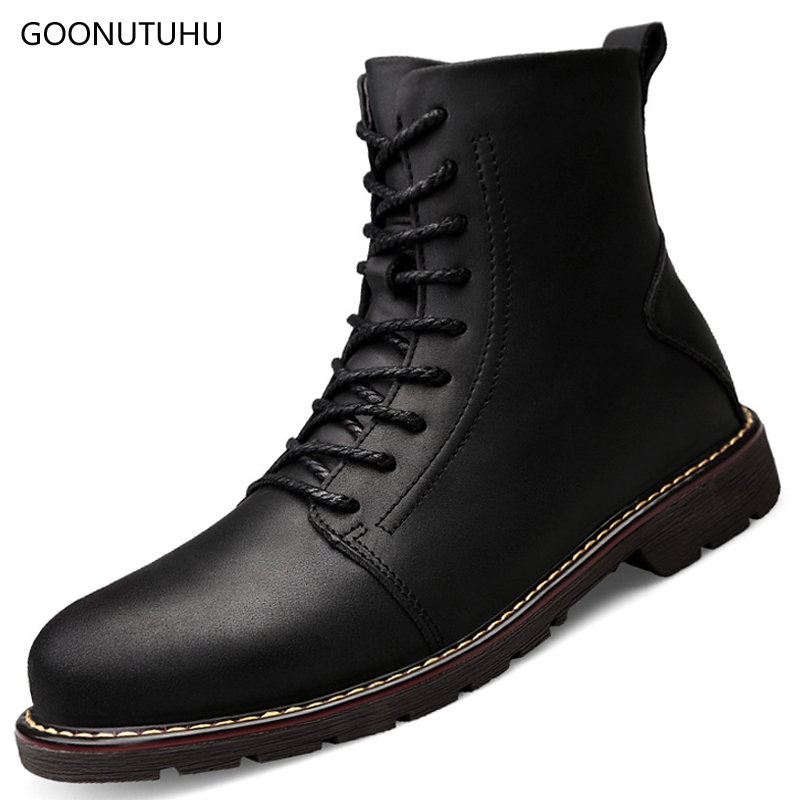 2018 new winter mens boots army snow shoes causal genuine leather big size ankle boot work shoe tactical military boots for men2018 new winter mens boots army snow shoes causal genuine leather big size ankle boot work shoe tactical military boots for men