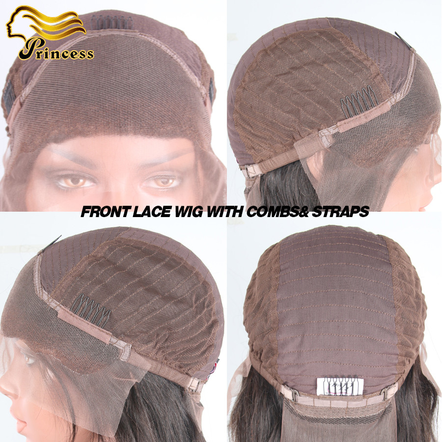 3lace front wig