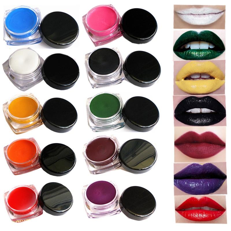 Batom Batom Matte 1 PC marca de Maquiagem 9 cores Sexy Nude de longa duração à prova d ' água Lip varas Lipgloss preto Labiales Maquiagem