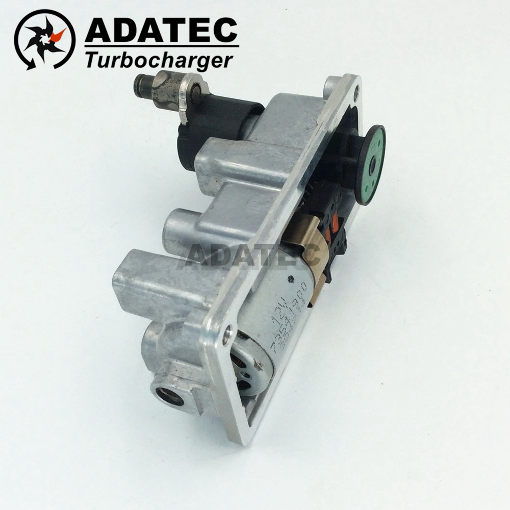 GT2052V 767933 Turbo 8C10-6K682-BB Hella Electronic actuator G-33 gearbox for Ford Transit VI 2.2 TDCi 140 HP Duratorq TDCi