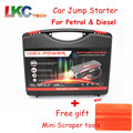 Best Price!! High Power Car Jump Starter Emergency Power Bank 12V Car Battery Charger For Petrol/Diesel Car 4USB Car Booster