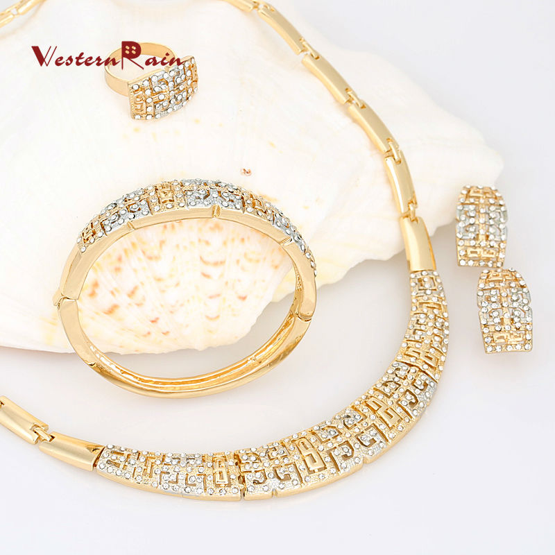 Aliexpress.com : Buy WesternRain Charms Style Gold Plated ...