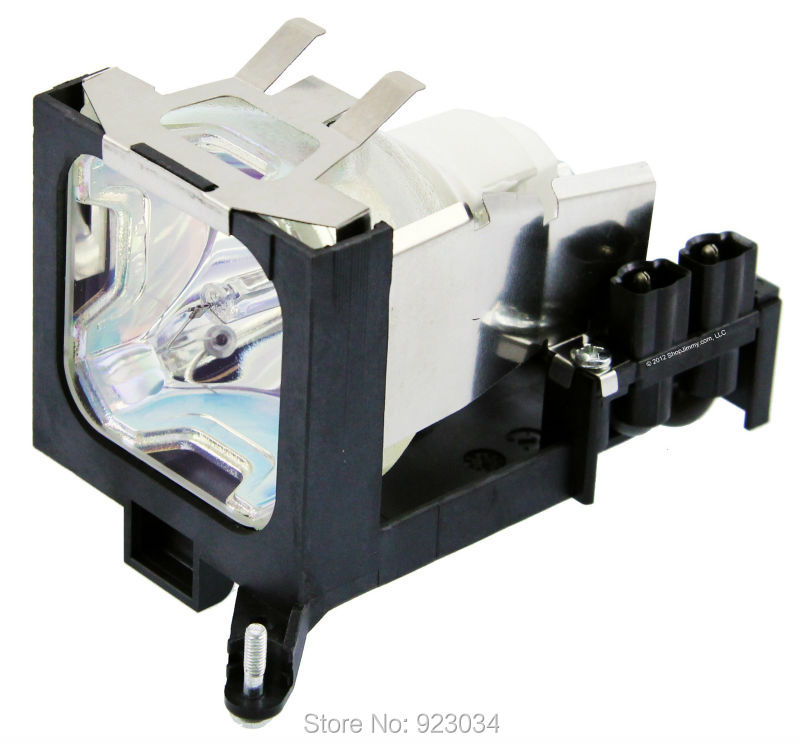 610 317 7038  Projector lamp with housing for EIKI LC-SD15 poa lmp129 for eiki lc xd25 projector lamp with housing