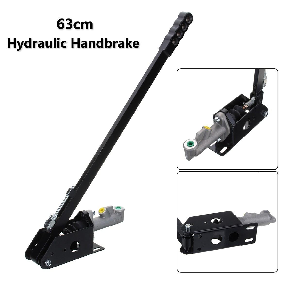 63 cm Universel Longue Verticale Hydraulique Frein À Main Hydraulique e-brake Dérive Course Frein À Main