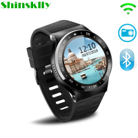 S99A Wearable Devices Smart Watch Android5.1 Heart Rate Tracker Smart Wach Support 2G/3G GPS Phone Smartwatch PK GT08 KW88 kw18