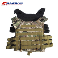 Sharrow Archery Tactical Vest 5 Colors Protection Lightweight CS