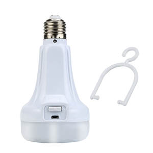 Bulb-Lamp Intelligent-Light Most-Popular-Product Rechargeable LED E27 And Home Garden-Decor