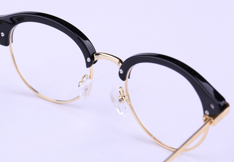 4846d125898 2017 New York Brand Eyeglasses TB706 half frame eyeglasses frame Oculos De  Grau Computer eyeglasses reading eyeglasses with box-in Eyewear Frames from  ...