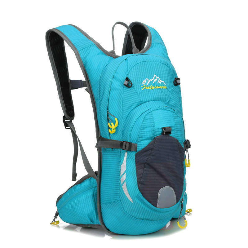 8aebab16a46 6 Color Cycling Backpack 15L Nylon Waterproof Mountain Bike Hydration Pack  Water