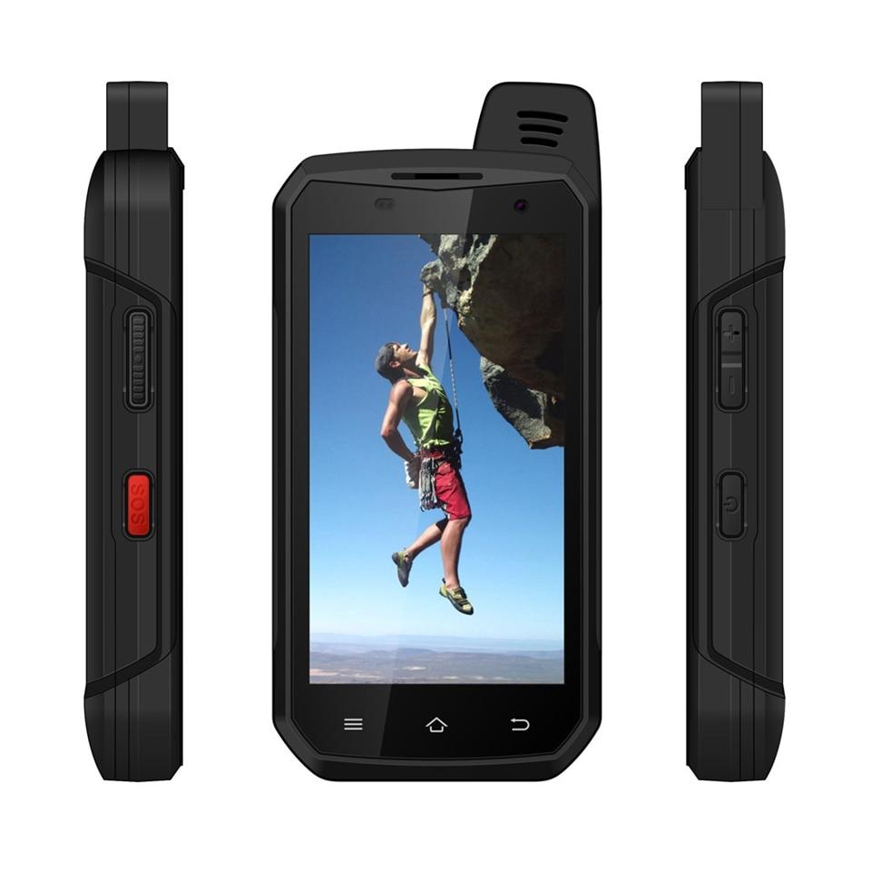 2017 China original B6000 Android 6 0 ip68 Waterproof Phone Rugged Smartphone MTK6755 Octa Core 4G