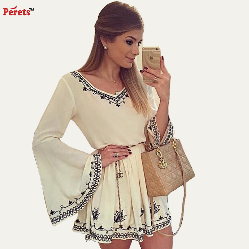 Perets Women Dress New Design Voile And Lace Summer Dresses Top Fashion Bodycon 2016 Style Womens In From S Clothing Accessories