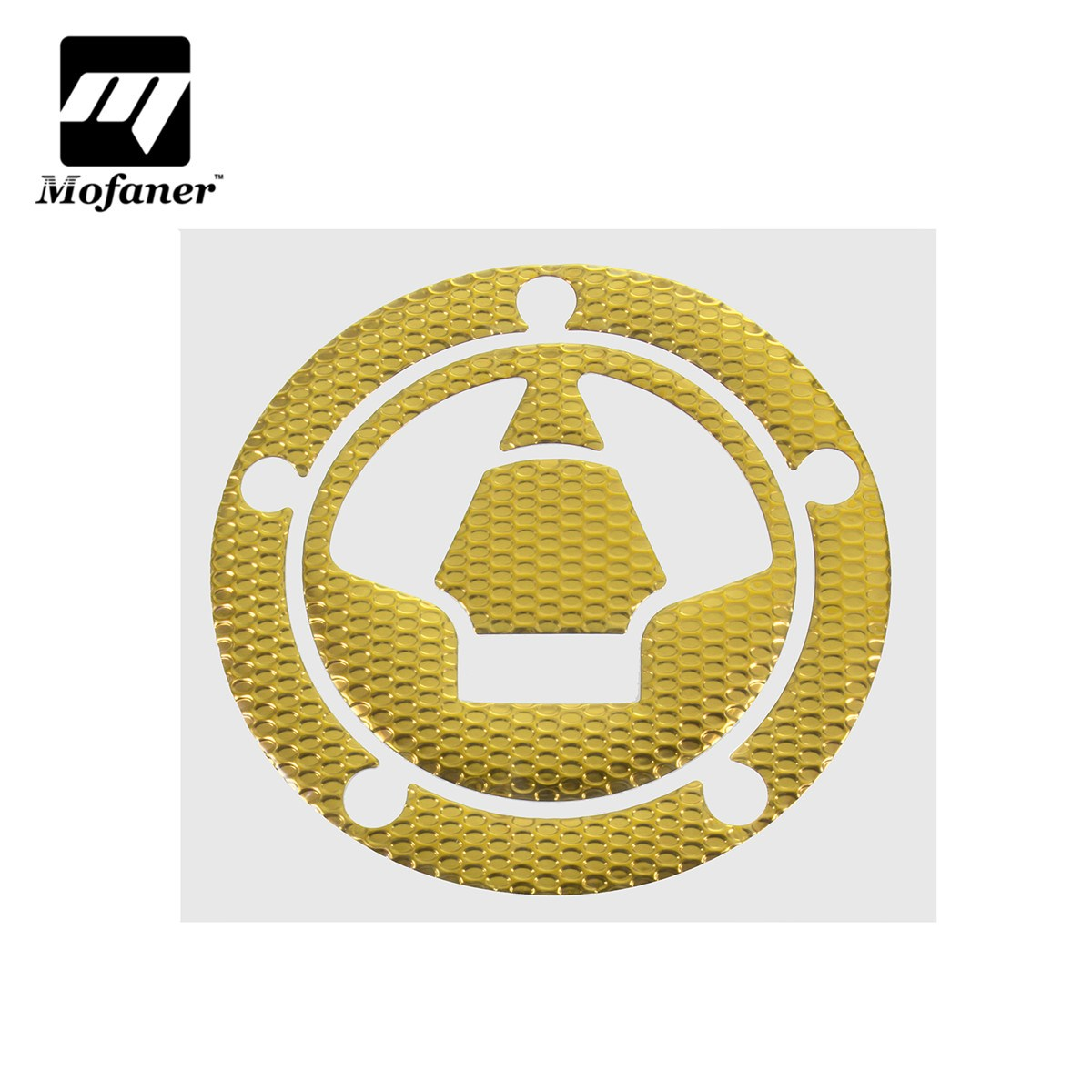 Mofaner Motorcycle Sticker Gas Fuel Oil Tank Pad 3D Stickers Protector Cover Decals For Kawasaki ZX-6R/10R/12R/14R Z750 Z800