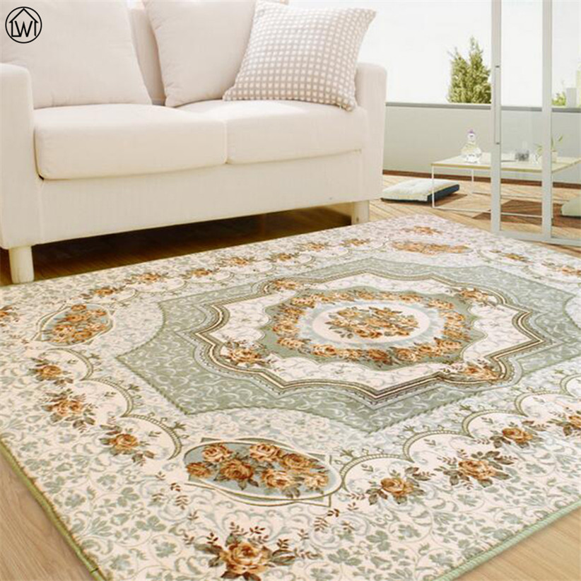 80 200cm large flower bedroom carpet living room children