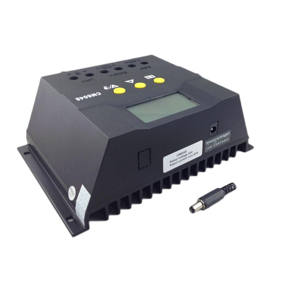 de carga da bateria controlador sistema solar casa uso interno novo 05