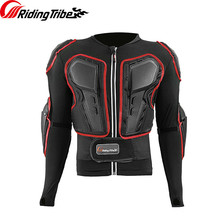 Riding Tribe Motorcycle Jacket Jaqueta Motoqueiro Unisex Full Body Armor Motocross Racing Protective Gear Moto Protector Ceket недорого