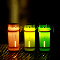 Air Aroma Diffuser 130ML Ultrasonic Humidifier USB Mist Maker Essential Oil Diffuser For Home And Car