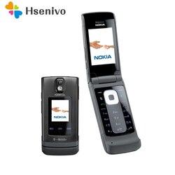 6650 100% Оригинальный разблокированный Nokia 6650 Fold 2,2 дюйма GSM 2G/3G Symbian OS Мобильный телефон с Bluetooth FM Бесплатная доставка