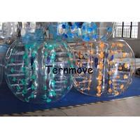 Воздушный пузырь футбол 0.8 мм ПВХ 1.5 м воздуха бампер мяч тела zorb пузырь Футбол, пузырь футбол zorb для продажи, zorb