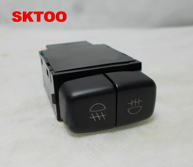 SKTOO CAR front and rear Fog Lamp light Switch for Mitsubishi Pajero V73 v77 87 V93