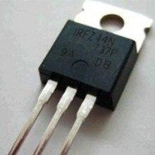 10 шт./лот, транзистор IRFZ44N TO-220 IRFZ44NPBF power MOSFET