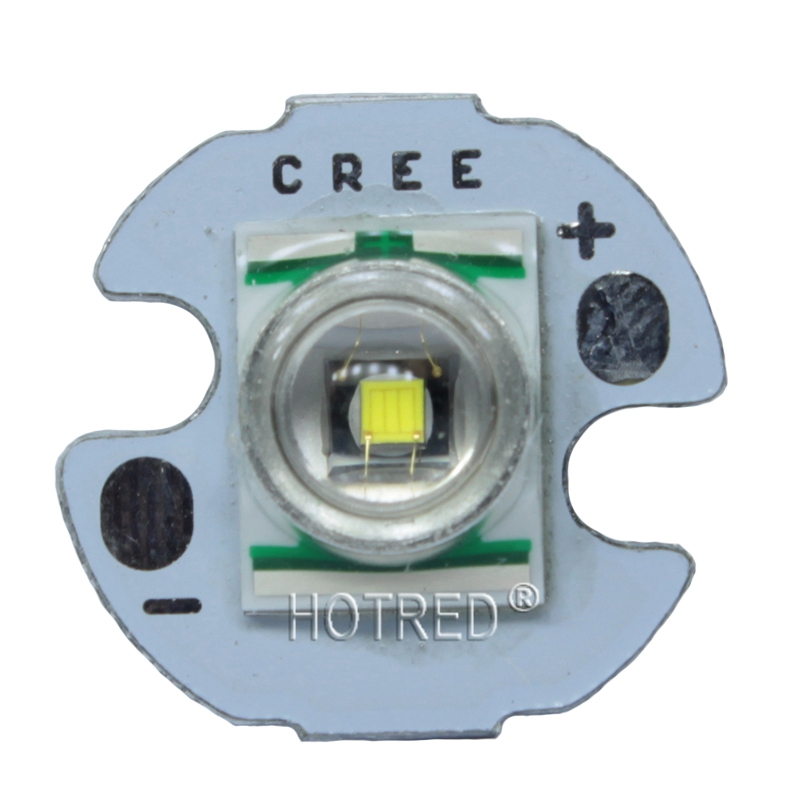 все цены на 1PCS CREE XRE Q5 LED XLamp cree xr-e Q5 led White 3W LED Light Emitter mounted on 16mm UFO PCB