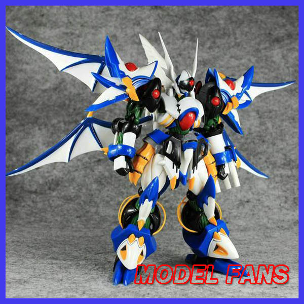 ФОТО MODEL FANS Free shipping  BT  Super Robot Wars PTX-007-UN  Assembled White knight Plastic Model Kit