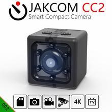 JAKCOM CC2 Inteligente Câmera Compacta como Filmadoras Mini no carro mini câmera câmera kamera ulo oto