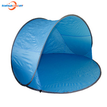 Foldable Summer Camping Beach Tent for Outdoor Hiking Fishing Ultralight Quick Open Pop Up Awning Automatic UV Protection Tent