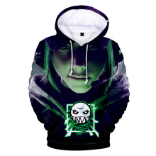 CosDaddy Tom Clancy's Rainbow Six Hoodie Men's winter Autumn Spring 3D Printed