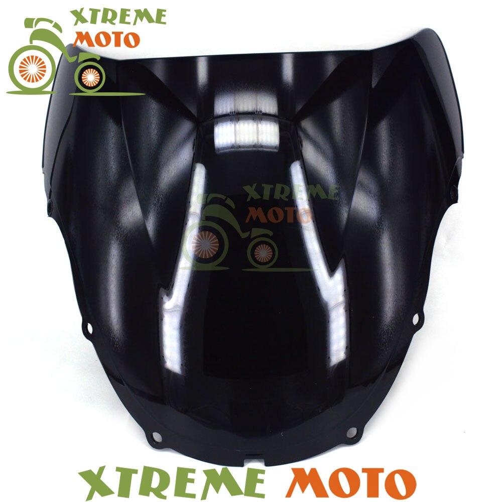 CAKEN Juodojo plastiko motociklų stiklo priekinis stiklas CBR 600 CBR600 F4 1999 2000