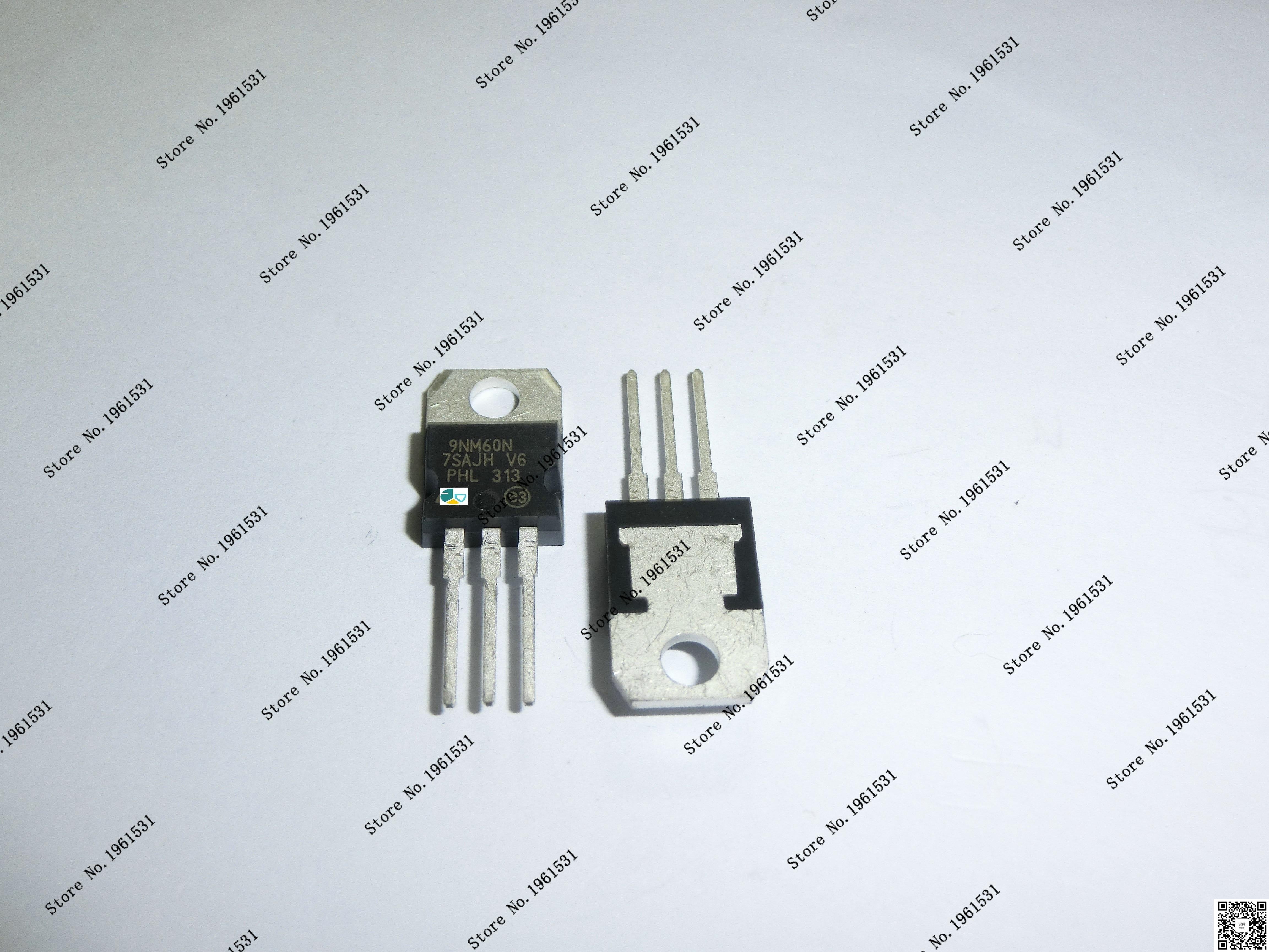 Цена STP9NM60N