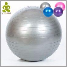 65 cm Haute Qualité Ballons De Yoga avec ligne Horizontale Pilates Fitness  Gym Balance Fitball Exercice 331dc5aa92e3b