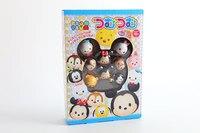 30 компл. ЦУМ мини серия Минни и Микки Маус Винни Dumbo фигурки куклы 4 см цвет коробка для подарков бесплатная доставка EMS/DHL