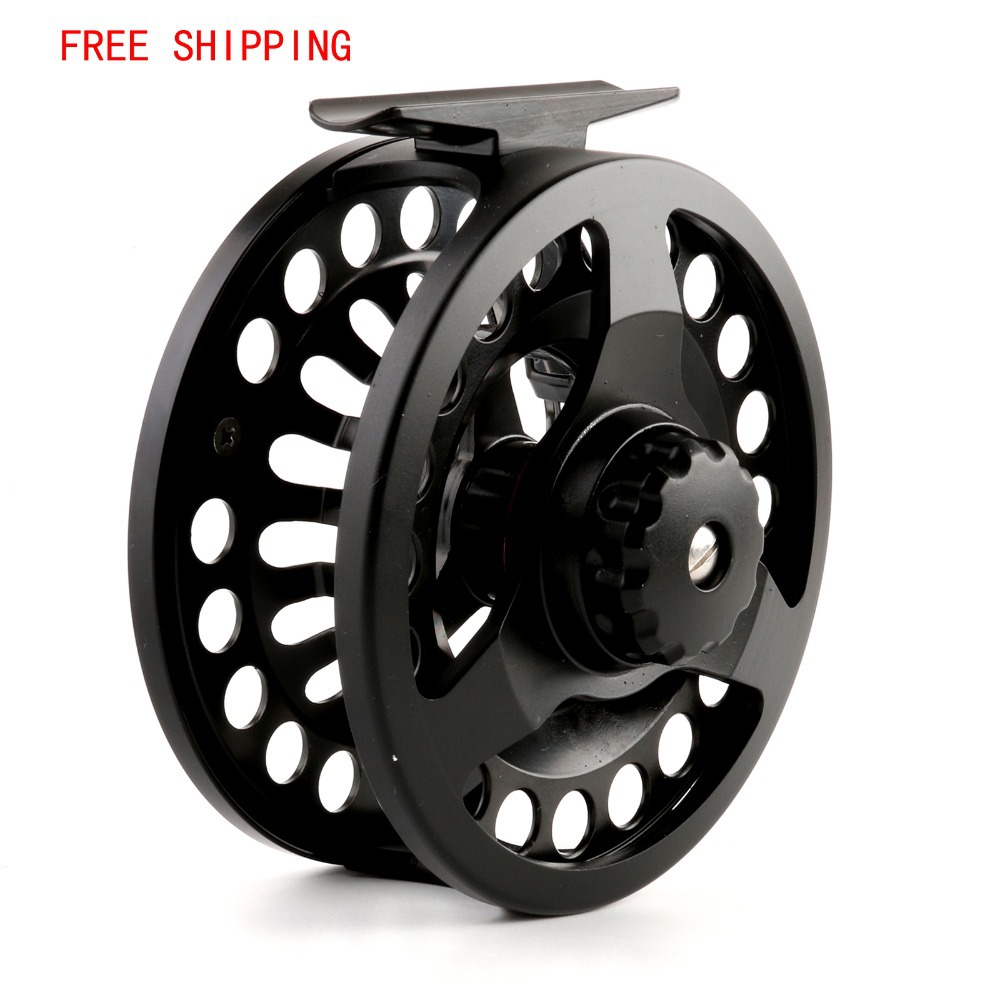 Maxcatch dm 3 4 weight fly fishing reel die casting fly for Chinese fishing reels