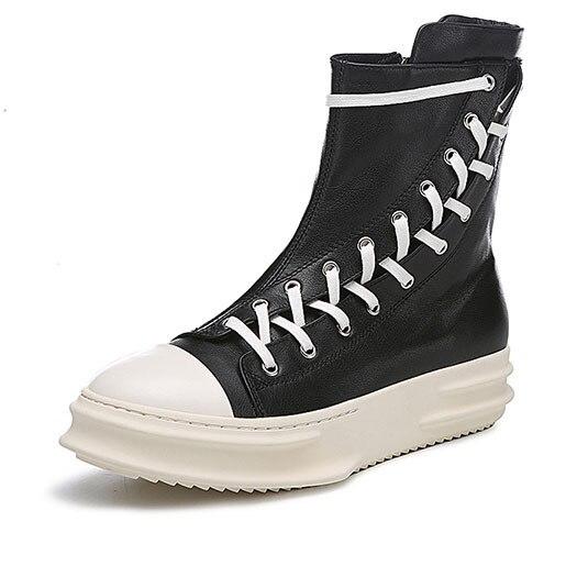 Platform Sneakers Winter Shoes