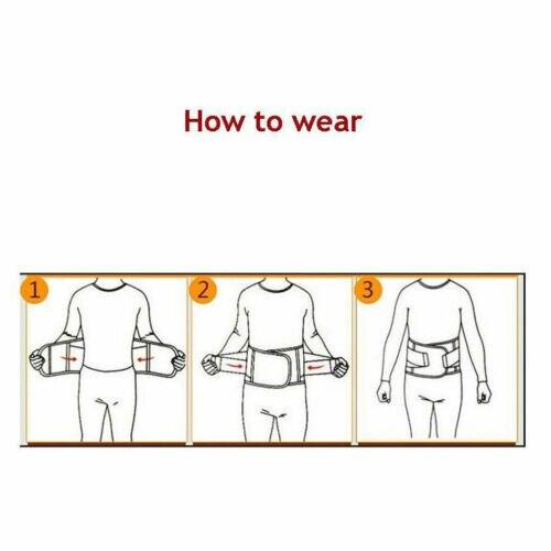 Men Women Sport Shapewear Sweat Belt Waist Cincher Trainer Trimmer Gym Body Underwear Body Building Shaper 5
