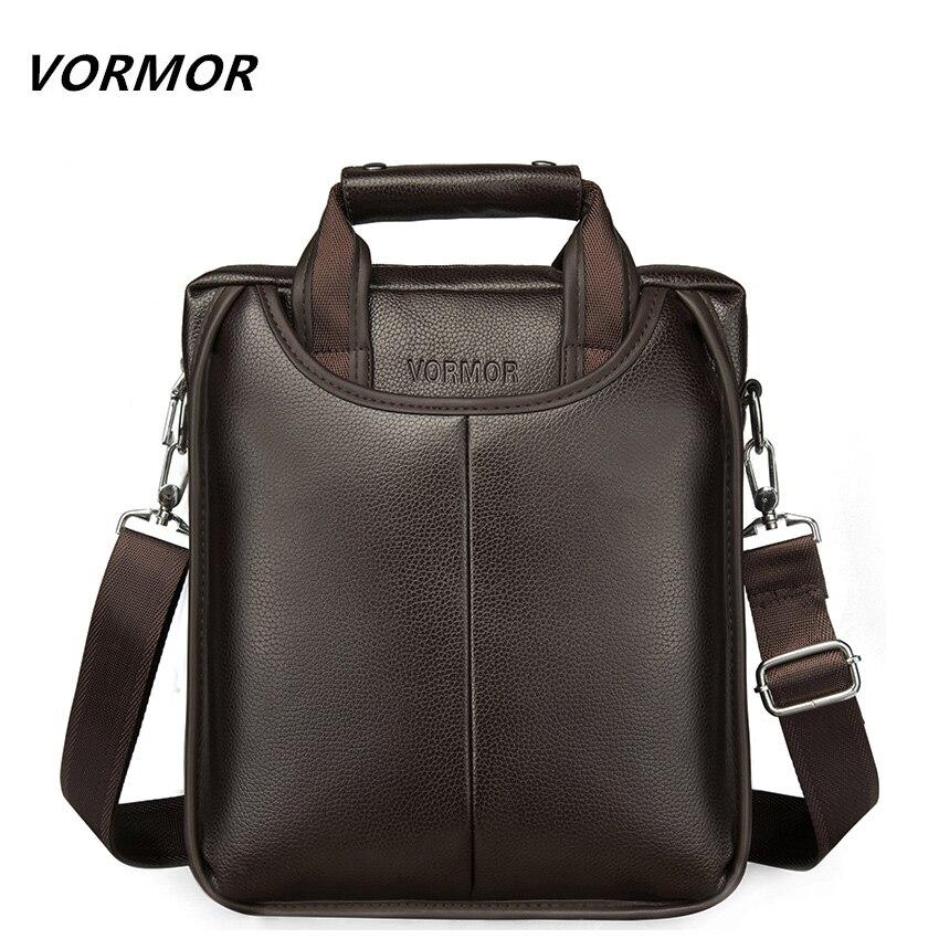 Vormor marca dell'unità di elaborazione degli uomini borse moda uomo borse a tracolla uomo valigetta uomo casual borsa della spalla crossbody