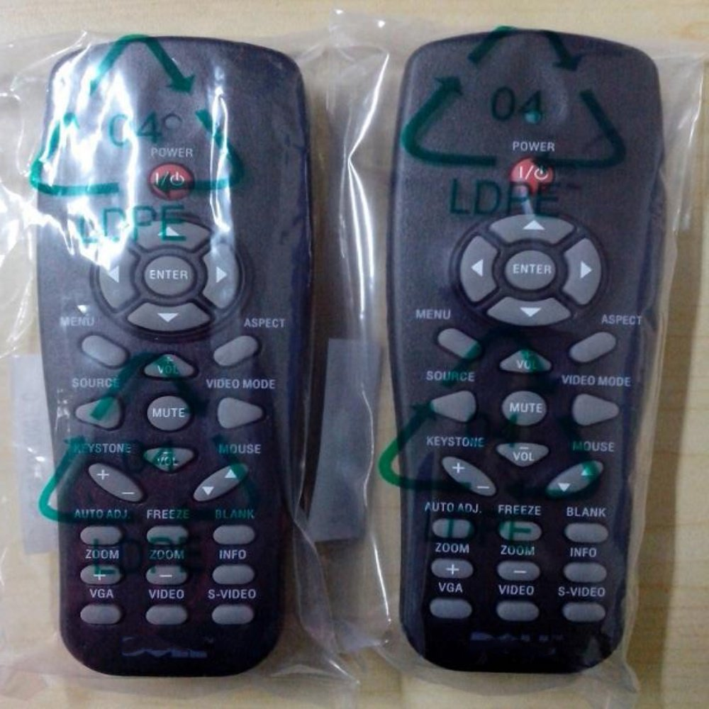 CN-KESI Original Projector Remote Control For DELL 1610 1210S 1410X 1510X  and  Most of the DELL series Projector projector remote control for projector vivitek d535