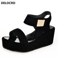 2018 New Gladiator Women Shoes Roman Sandals Shoes Women Sandals Peep Toe Flat Shoes Woman Sandalias