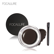 Focallure 5 Colors Eyebrow Gel For Eyebrows Paint Pencil Brow Eye Tint Cream with Brush Eyes Makeup